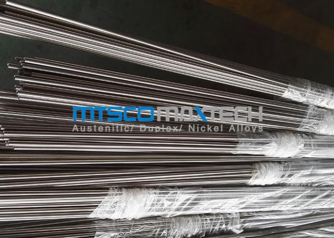 ASME SA269 TP317L Hydraulic Pipe , Stainless Steel Seamless Tube For Construction