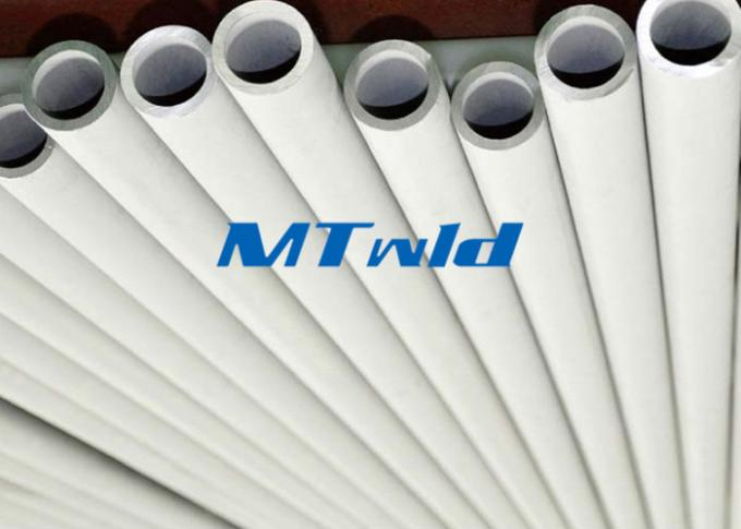 TP 321 / 317 Stainless Steel Welded Pipe Fluid Transportation Seamless Welded Pipe
