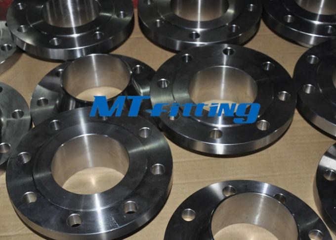 Welding Neck Flanges Pipe Fittings RF ASME B16.5 CL900 Stainless Steel Flange