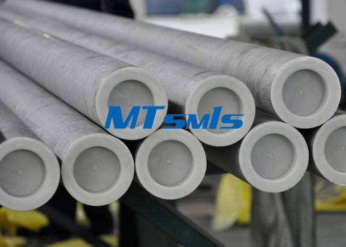 Cold Rolled Stainless Steel Seamless Pipe Big Diameter 10.3mm - 1219mm 300 Series