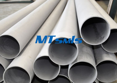 SS316L / TP316L Stainless Steel Tube Annealed & Pickled Pipe With Cold Rolled