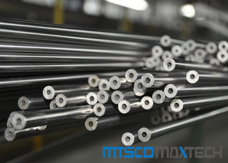 TP316 S31600 Stainless Steel Seamless Hydraulic Tubing 12M Length For Gas / Oil