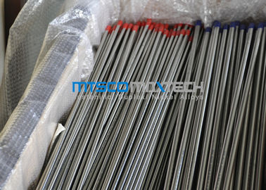چین Bright Annealed Stainless Steel Seamless Hydraulic Tube ASTM A213 TP316L ISO کارخانه