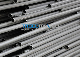 چین UNS S31803 F51 / 1.4462 Duplex Steel Tube For Food And Gas Industry , Stainless Steel Duplex Tube تامین کننده