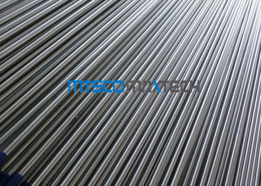 چین 4.76Mm TP316 / 316L Bright Annealed Tube , welding stainless steel tubing For Oil Industry کارخانه