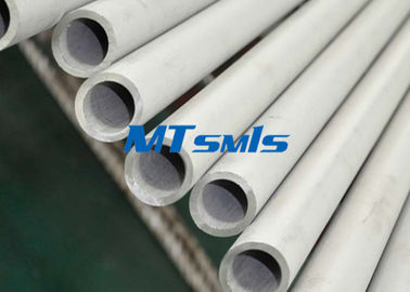 10BWG DN200 Stainless Steel Seamless Pipe Welded With Cold Rolled / Pickling Surface