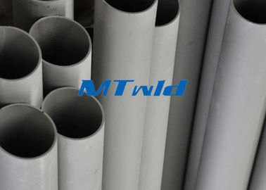 چین EFW Class 1 Stainless Steel Welded Pipe ASTM A358 / ASME SA358 TP347 / 347H کارخانه