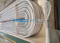 Large diameter 25.4*2.11mm welding stainless steel pipe ASTM A213 S30403