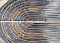 TP309S / 310S 20*2mm Stainless Steel U Bend Heat Exchanger Tubing With Pickled Surface تامین کننده