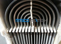 TP347 / 347H Stainless Steel Heat Exchanger Tube Size 25.4*2.11mm For Oil Industry تامین کننده