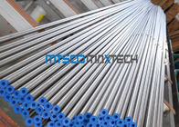 TP321 / 321H Hydraulic Seamless Stainless Steel Tube 1 / 4 Inch For Food Industry تامین کننده