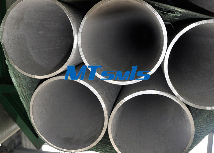 S32205 / S32750 ASTM A790 Duplex Steel Pipe With Annealed / Pickled Surface