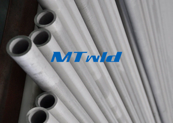 168.3mm TP 347 / 347H Stainless Steel Welded Pipe Pickling Welding Round Pipe تامین کننده