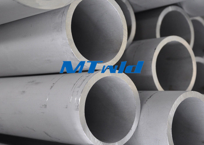 TP 321 / 317 Stainless Steel Welded Pipe Fluid Transportation Seamless Welded Pipe تامین کننده