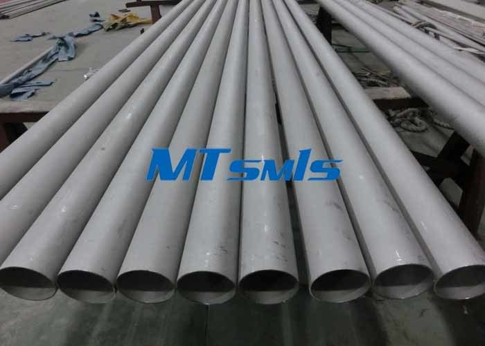 8 Inch TP316L Stainless Steel Seamless Pipe ASTM A213 / A269 For Food Industry تامین کننده