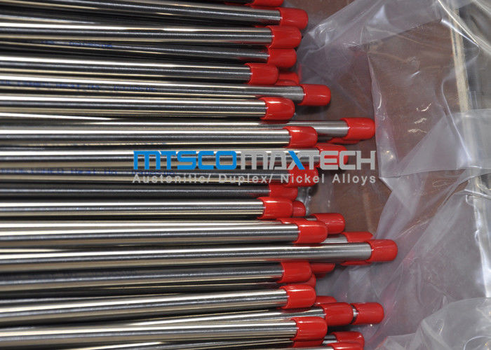 ASME SA269 TP317L Hydraulic Pipe , Stainless Steel Seamless Tube For Construction تامین کننده