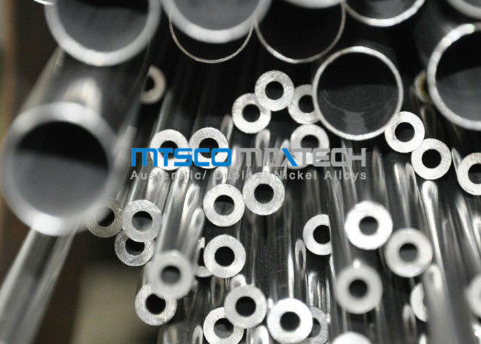 EN10216-5 SS Hydraulic Tubing With Precise Dimension , TP321 / 321H Size 6.35*0.89mm تامین کننده