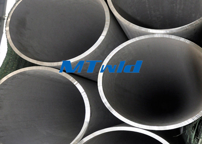 DN90 ASTM A312 S31600 / S31603 EFW Stainless Steel Welded Pipe For Transportation تامین کننده