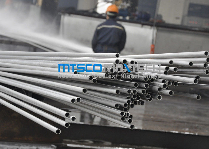 چین ASTM A789 / ASME SA789 S32205 / S31803 1.4462 Duplex Stainless Steel Tube کارخانه