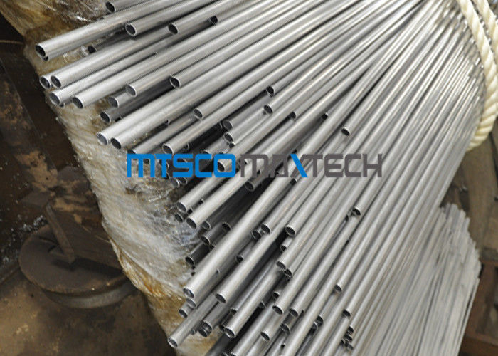 S31803 / S32750 SAF2205 / 2507 Annealed & Pickled Seamless Duplex Pipe For Instrument تامین کننده
