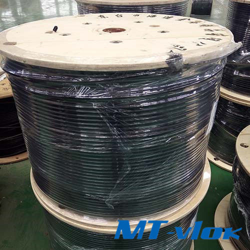 TP304 / 304L Welded Stainless Steel Coiled Tubing For Multi - Core Tube تامین کننده